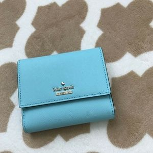 Kate Spade Cameron Street Leather Card Case Wallet